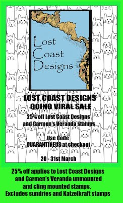 LOST COAST DESIGNS GOING VIRAL SALE