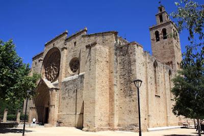 Iglesia del Monasterio de Sant Cugat