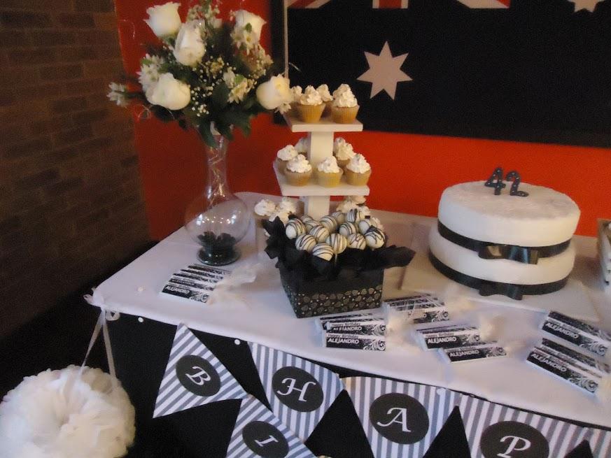 Beula decoraciones decoracion de eventos tematicos e - Decoracion cumpleanos adulto ...
