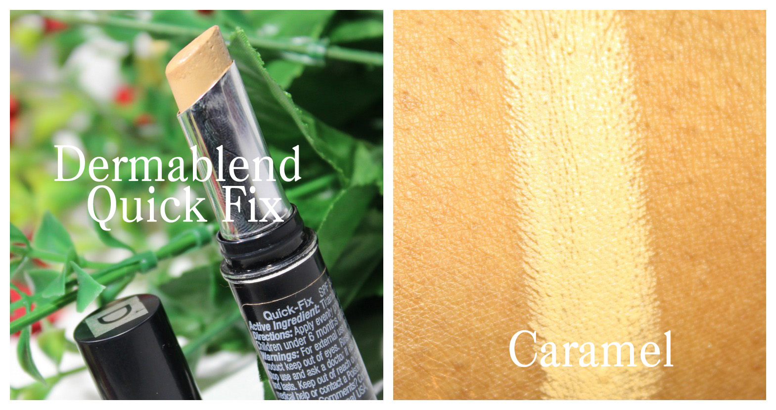 Dermablend Quick Fix in Caramel