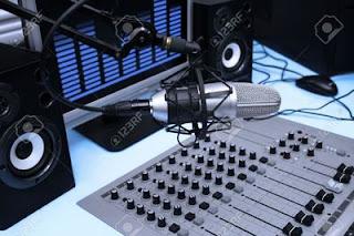 Studio Stasiun Radio Siaran