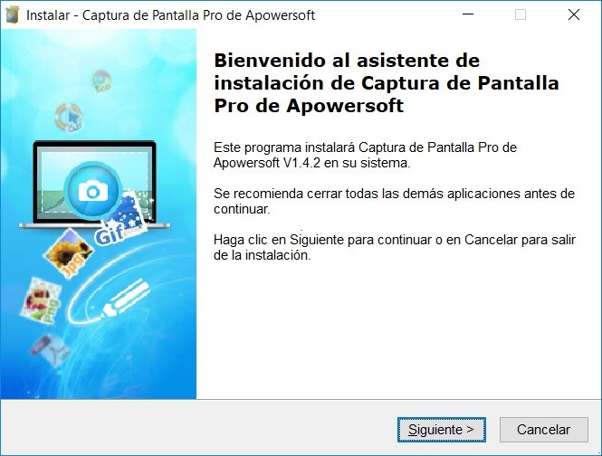 Apowersoft Screen Capture Pro imagenes