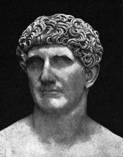 The Roman general Mark Antony was said to have been the victim of Cleopatra's prank