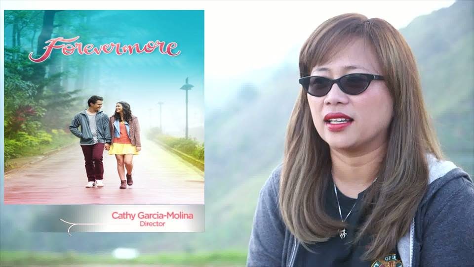 Cathy Garcia-Molina is embroiled in a controversy involving a former talent.
