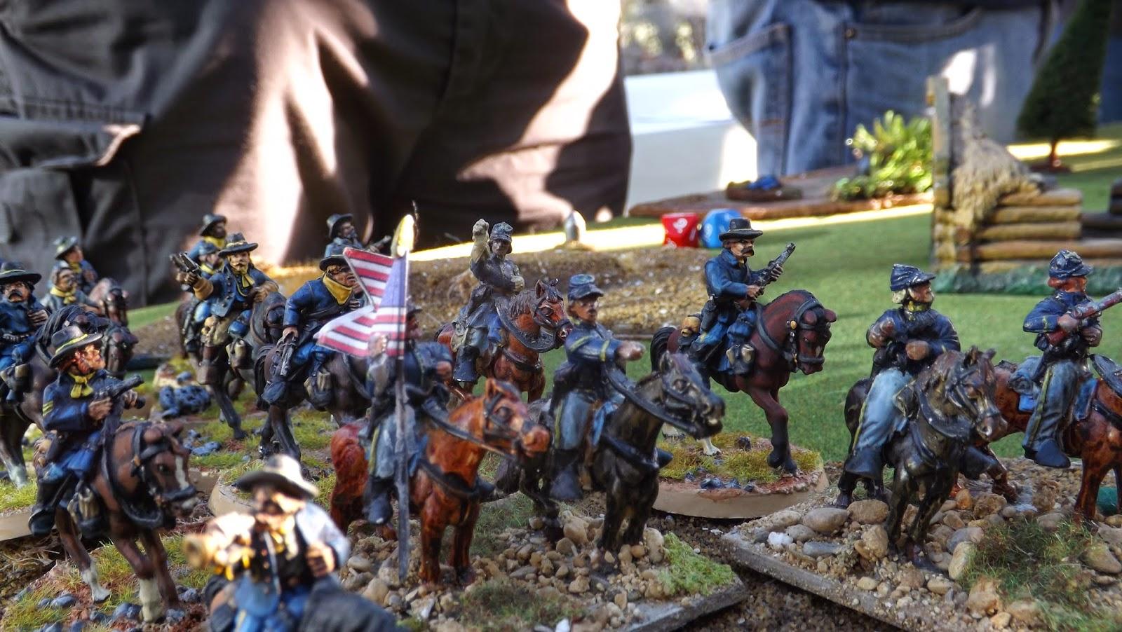 Stoneman's Raid, JJ's Wargames