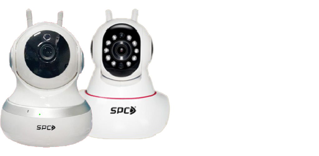 SPC PT Camera P2P Cloud[Smart Home Wireless Camera]