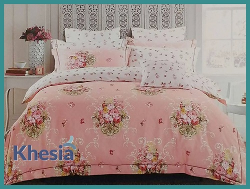 cari bed cover murah