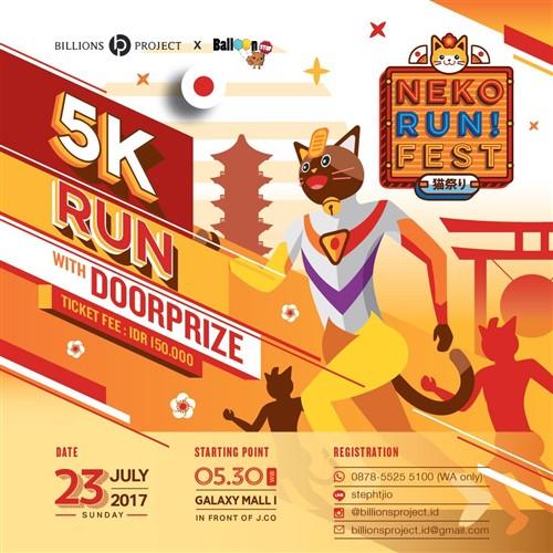 Neko Run Fest • 2017