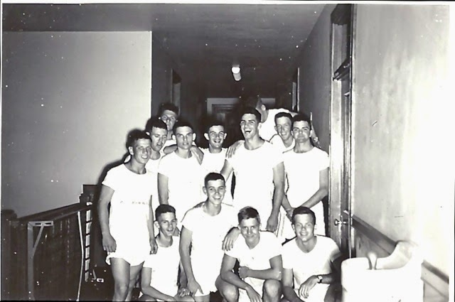 USNA Class of '54 Website!: the Mighty Men of Crew One Ten