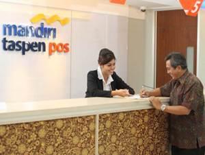 Bank Mandiri Taspen Pos
