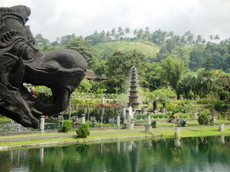 Tirta Gangga Bali Water Garden Palace - Tohpati, Batubulan, Celuk, Mas, Ubud, Klungkung, Candidasa, Tirta Gangga, Karangasem