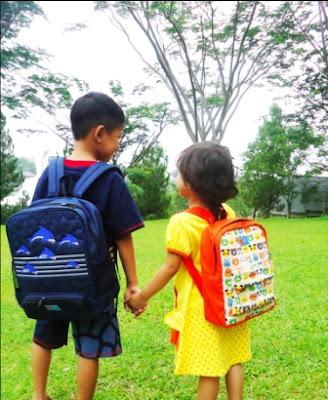 tas sekolah anak, grosir tas anak, tas anak lucu