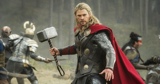 Traje de Chris Hemsworth en Thor: Ragnarok