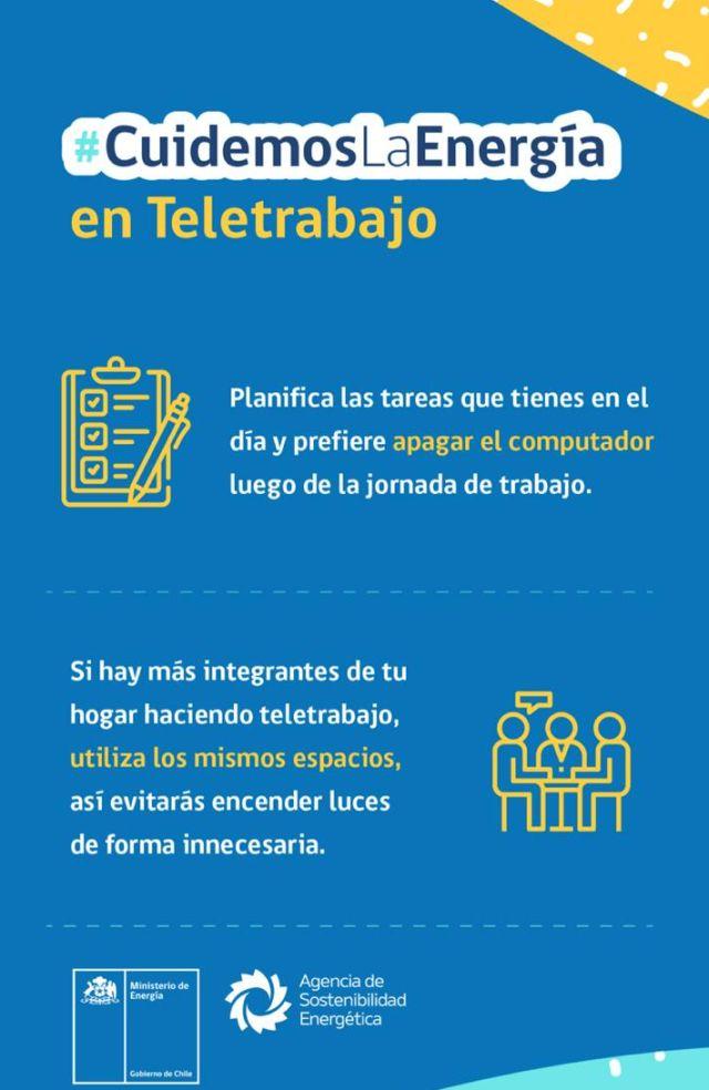 Recomendaciones para ser más eficientes en el Teletrabajo