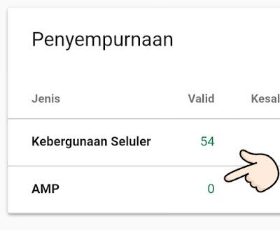 FAKTA Terbaru Versi AMP Web Iklan Adsense Tembus AdBlock