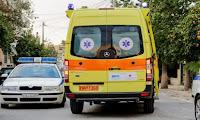 Τροχαίο με τραυματίες δύο τουρίστες σε χωριό της Ζακύνθου