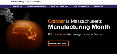 October is MA's Manufacturing Month