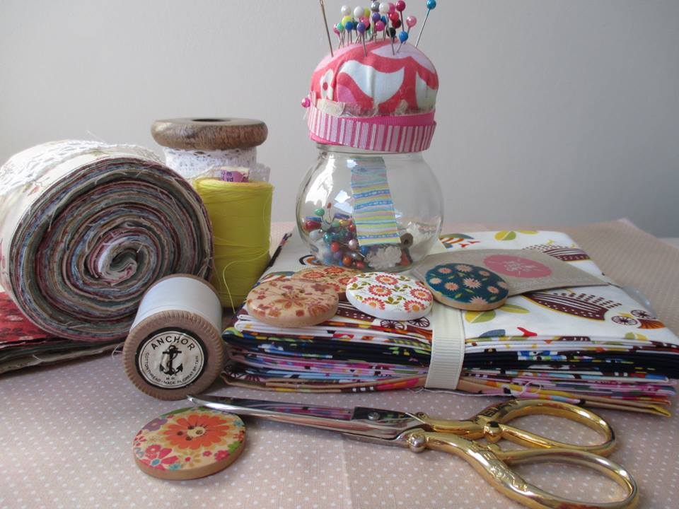 Sew With Indigo Blue Workshops
