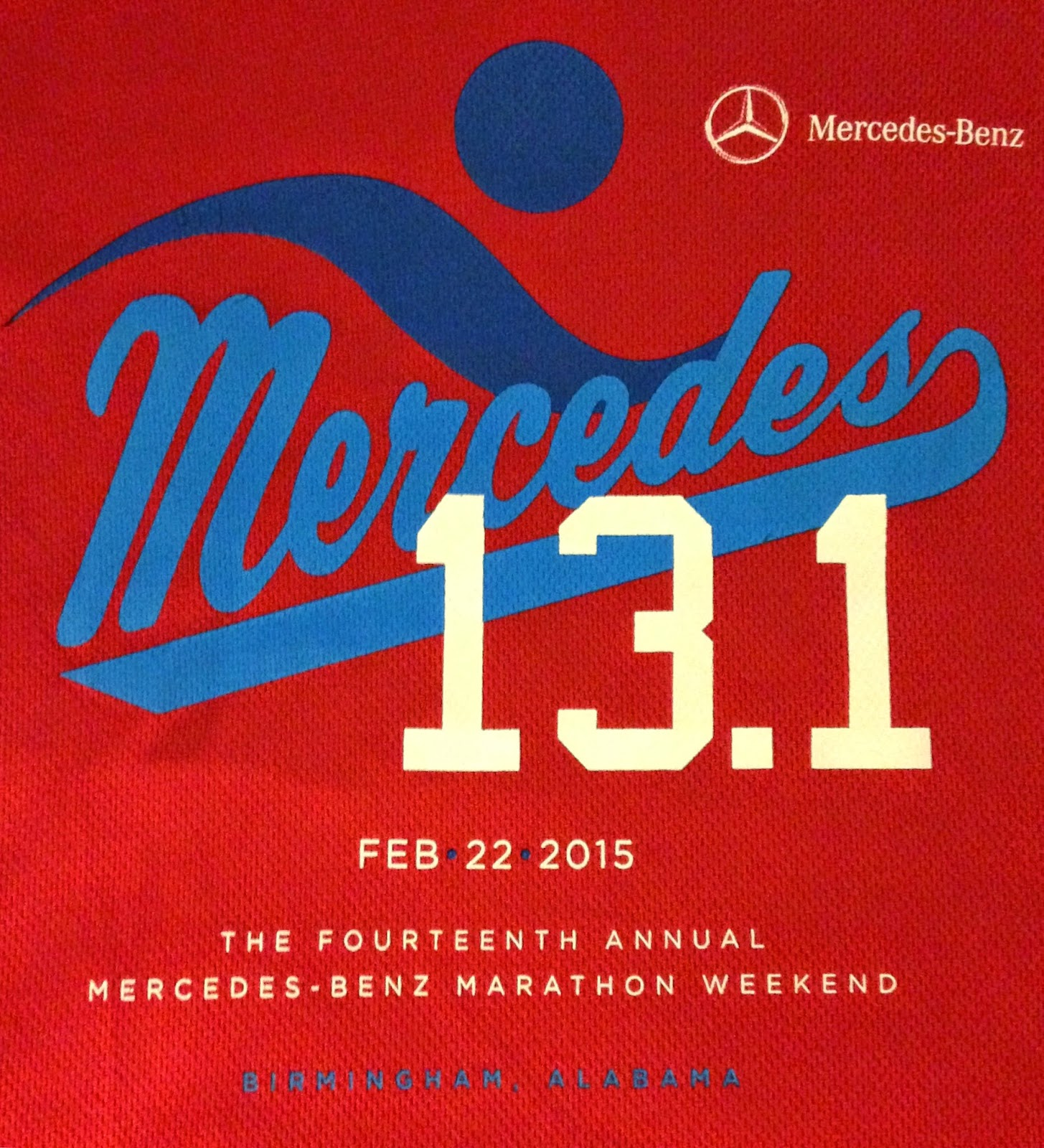 Hoho runs mercedes half marathon recap weekend update for Mercedes benz marathon birmingham