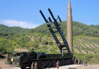 Capacidade dos EUA para se defenderem de mísseis da Coreia do Norte desperta controvérsia