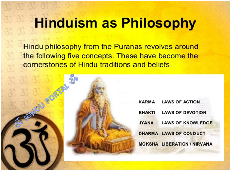 "an analysis of religion and philosophical practices in hinduism Philosophy of religion: chapter 2 religions of the world section 2  hinduism: you should read enough of the materials presented in this section concerning the tradition of hinduism in order to understand how this tradition displays the characteristics or elements that make a tradition one that would be termed a ""religion."