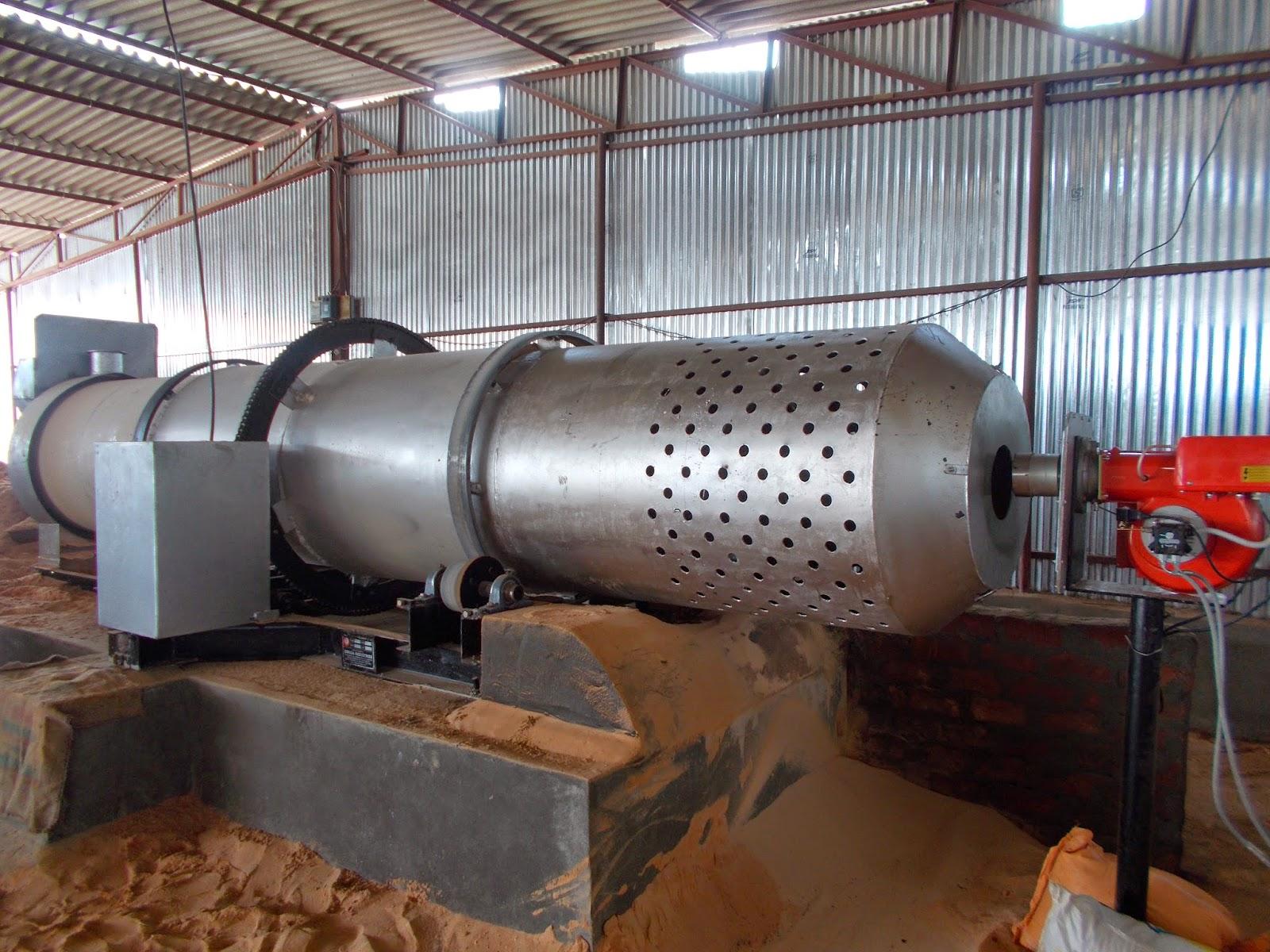 Resin Sand Coating Plant Sand Coating Plant