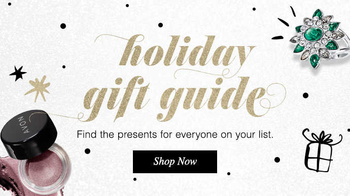 Holiday Gift Guide Shop Now >>>