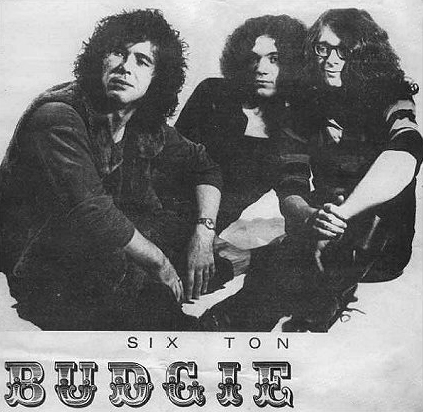 Budgie is the debut album of British hard rock band Budgie