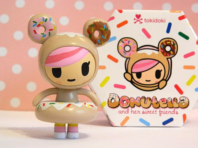 TokiDoki Donutella and Her Sweet Friends