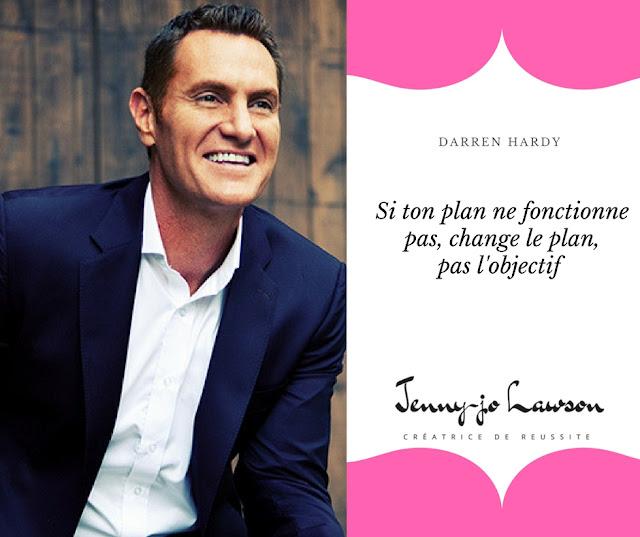 Darren Hardy sur le blog de Jenny-Jo Lawson Coach