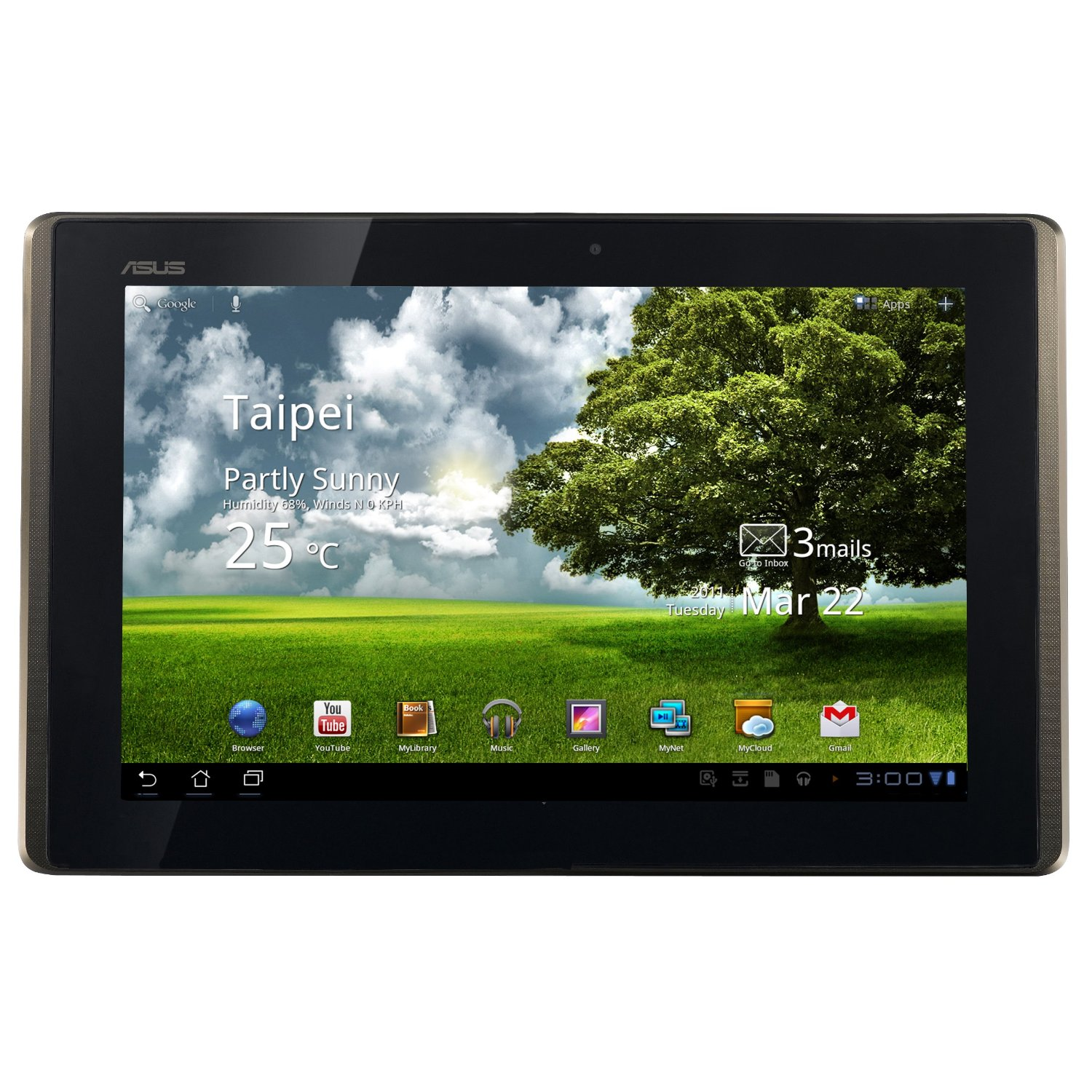 ASUS 101 Inch Android Tablet Eee Pad Transformer TF101A1