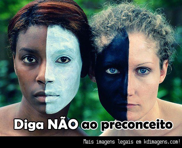 Frases De Não Ao Preconceito: Blog Da Colunista Tania Gusman: Preconceito Racial