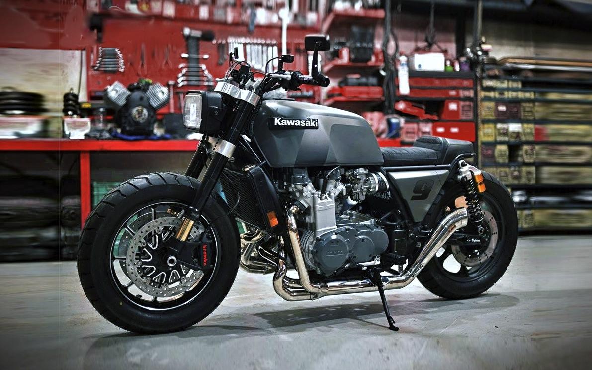 Kawasaki - Z1300 - 6 cylinder - 1300 cc - 1982 - Catawiki