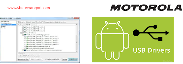 Motorola USB Driver V6.4.0 Free Download