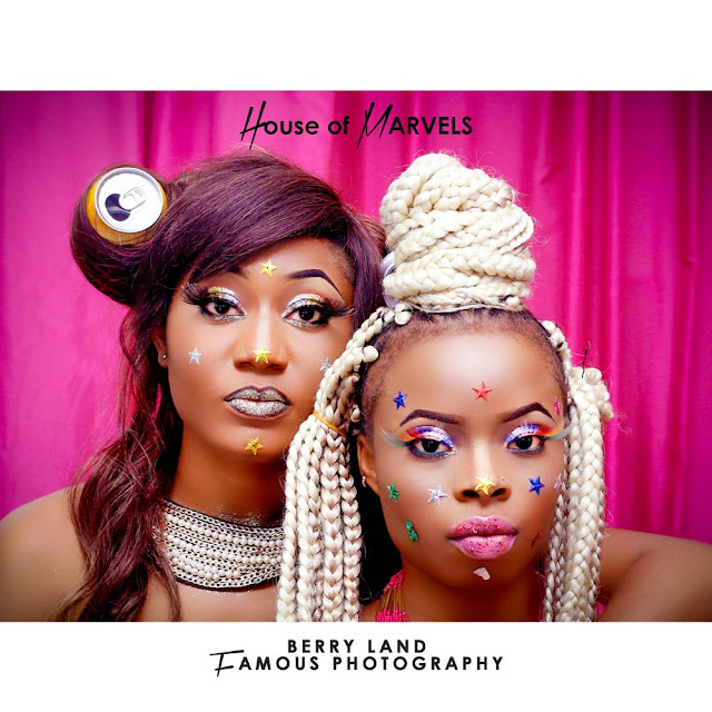 Audacious and Creative Make Over by House of Marvels