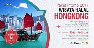 Wisata Halal Hongkong