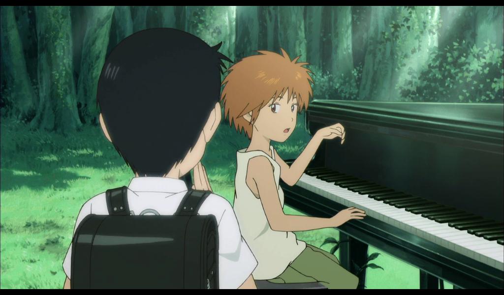 Review Anime Movie Piano No Mori | Pianis Alam VS Pianis Formal