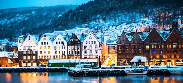 नॉर्वे के जेल में कैदियों को घूमने की आजादी