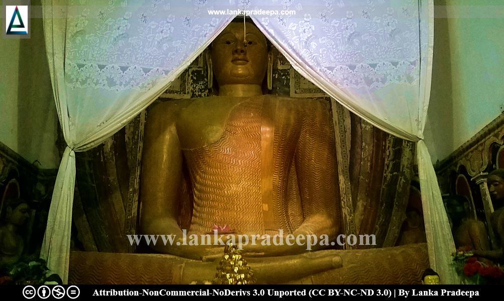 The Buddha Statue, Aramanapola Viharaya