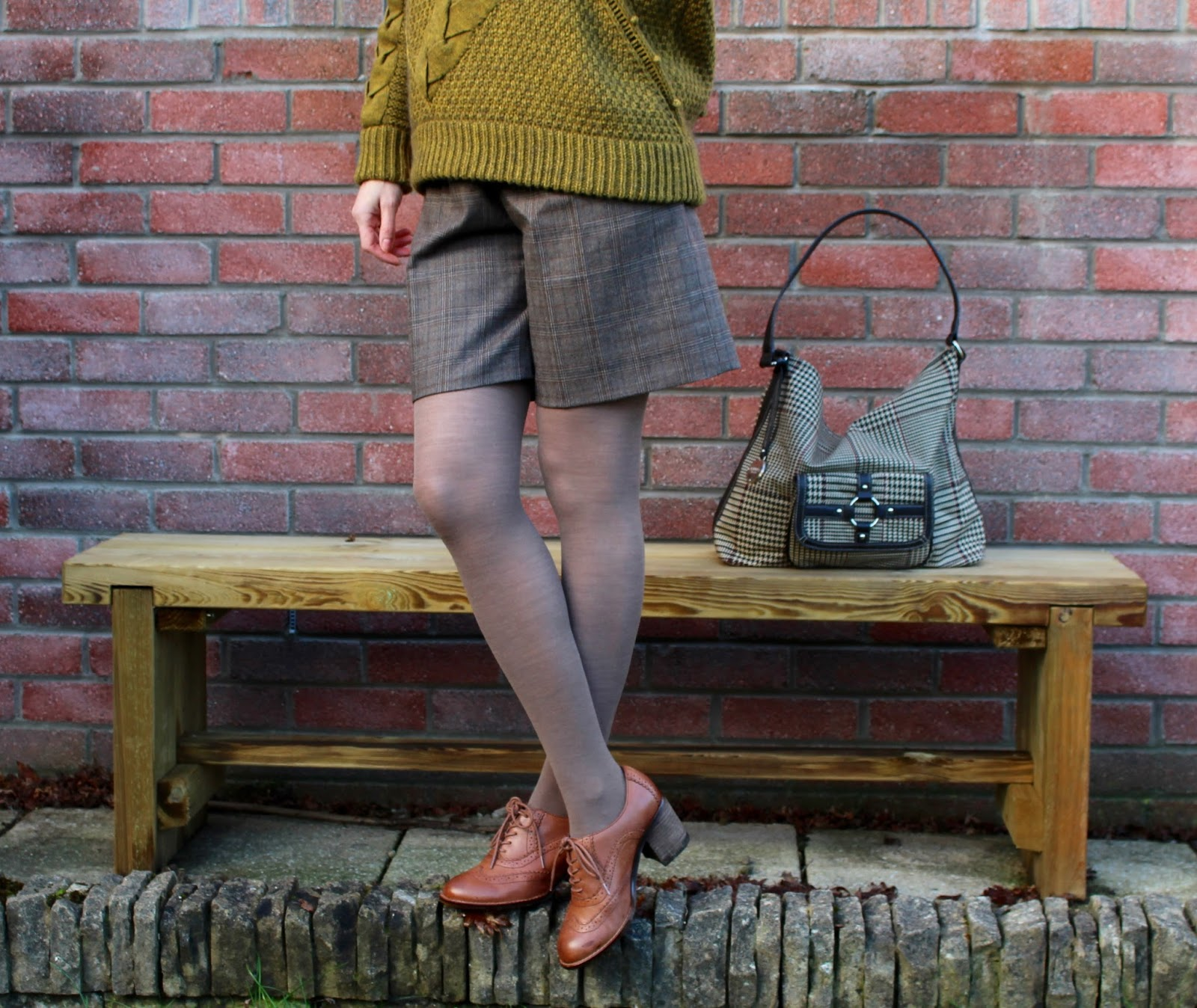 Wearing Tailored shorts in Winter | Fake Fabulous