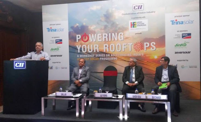 """""""Government of Telangana to ensure ease of doing business for implementation of Rooftop Solar"""", Ajay Mishra"""