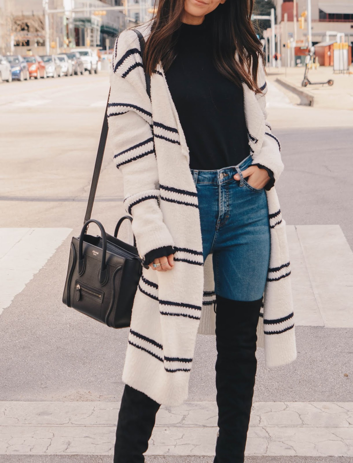 Cozy cardigan for winter