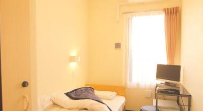 Cheap Accommodation in Minami-Shinju, Tokyo.