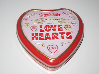Love is in the air with Love Hearts