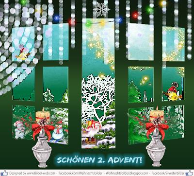 Gruß zum 2. Advent Bilder