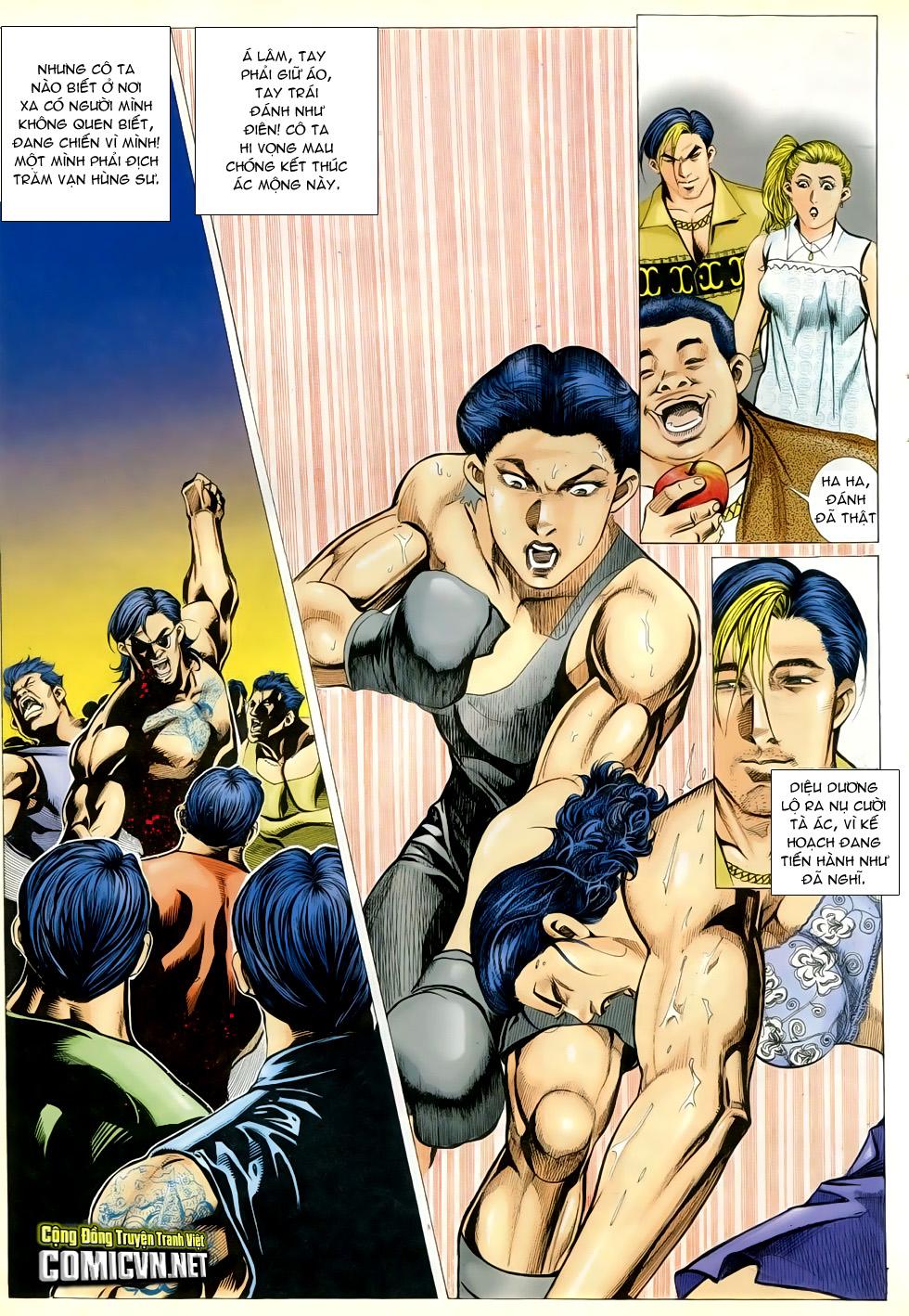 Người Trong Giang Hồ chapter 294 trang 19