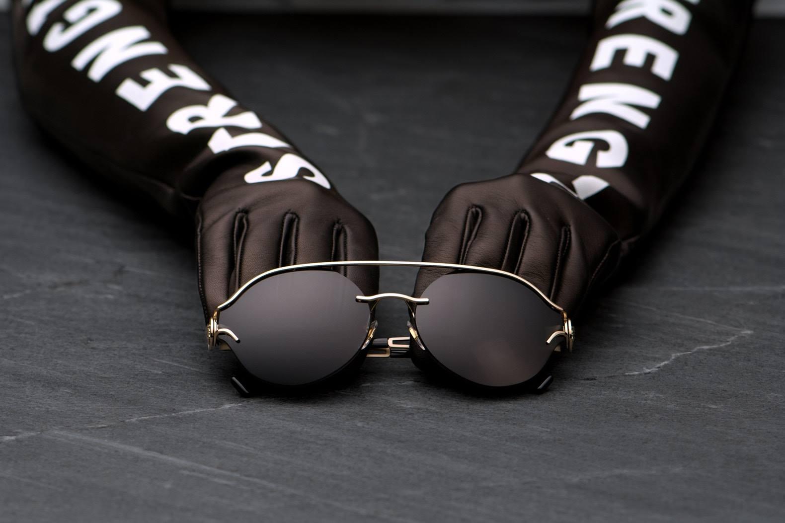 Versace | 'Versace Manifesto' Eyewear 2017 Ad Campaign