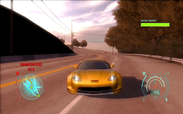 Need for Speed Undercover PC Full Version Screenshot 3