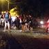 Colisão carro e moto deixa uma pessoa ferida em Cajazeiras