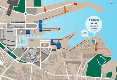 Tallinnan sataman uusi Check-In myös linja-autoille ja rahdille